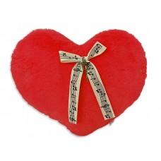 Подушка Сердце с ключиком