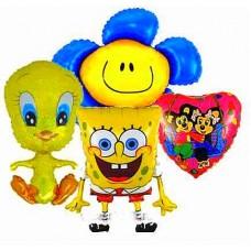фольгированные шарики для детей