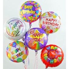 фольгированые шарики с надписью